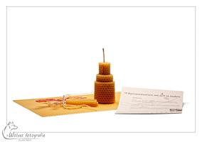 Kaarsen maken van bijenwas - Productfotografie - Door: Ellen Reus - Wolves fotografie