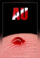 Au - druppel bloed - Productfotografie - Door: Ellen Reus - Wolves fotografie