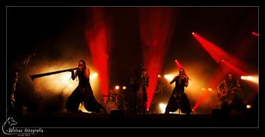 Daphyd, Steve en Satria - Optreden Omnia tijdens Castlefest 2016 - podiumfotografie - concertfotografie - Door: Ellen Reus - Wolves fotografie
