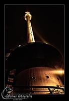 Euromast - Rotterdam - Nachtfotografie - Door: Ellen Reus - Wolves fotografie