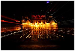 Hulstkamp gebouw - Rotterdam - Nachtfotografie - Door: Ellen Reus - Wolves fotografie