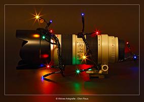 Kerstlens - Creatieve fotografie - Door: Ellen Reus - Wolves fotografie