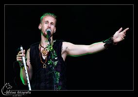 Koen van Egmond - Optreden SeeD Pagan Folk tijdens Castlefest 2016 - podiumfotografie - concertfotografie - Door: Ellen Reus - Wolves fotografie