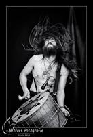 Lars van Egmond - Optreden SeeD Pagan Folk tijdens Castlefest 2016 - podiumfotografie - concertfotografie - Door: Ellen Reus - Wolves fotografie