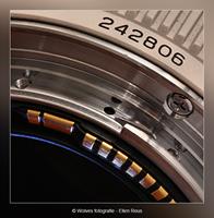 Achterkant 70-200mm objectief van Canon - Productfotografie - Door: Ellen Reus - Wolves fotografie