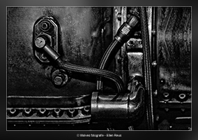 Machinerie - Creatieve fotografie - Door: Ellen Reus - Wolves fotografie