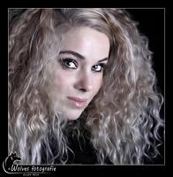 Model - portretfotografie - Door: Ellen Reus - Wolves fotografie