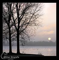 Zonsondergang Zegerplas - Alphen aan den Rijn - Landschapsfotografie - door: Ellen Reus - Wolves fotografie