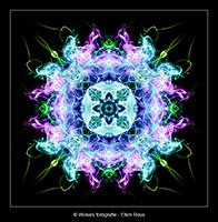 Rookkunst - Rookfotografie - Creatieve fotografie - Door: Ellen Reus - Wolves fotografie