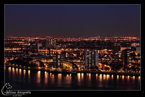 Rotterdam - Nachtfotografie - Door: Ellen Reus - Wolves fotografie