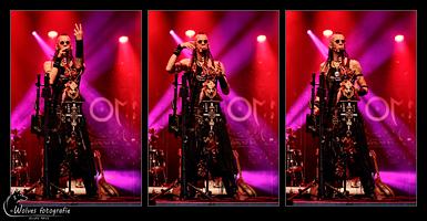 Steve - Drieluik - Optreden Omnia tijdens Castlefest 2016 - podiumfotografie - concertfotografie - Door: Ellen Reus - Wolves fotografie