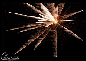 Vuurwerk - Creatieve fotografie - Door: Ellen Reus - Wolves fotografie