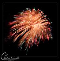 Vuurwerk Scheveningen - Creatieve fotografie - Door: Ellen Reus - Wolves fotografie