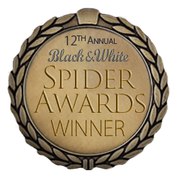 Black & White Spider Awards Winner